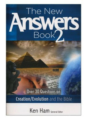 The New Answers in Genesis Book 2
