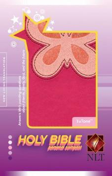 NLT Personal Compact Butterfly Bible