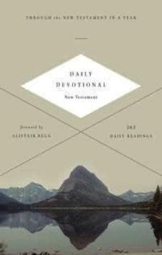 ESV Daily Devotion New Testament