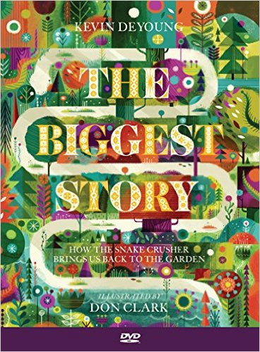 The Biggest Story: The Animated Short Film DVD
