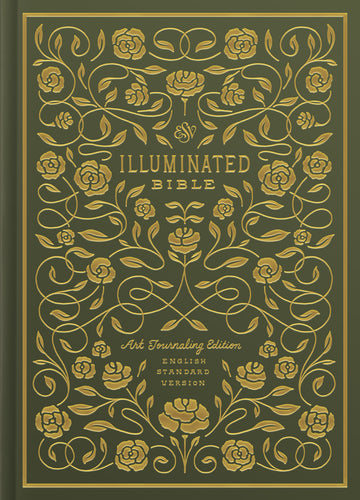 ESV Illuminated Art Journaling Edition