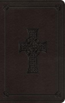 ESV Large Print Compact Celtic Cross