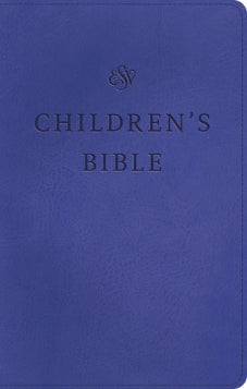 ESV Children's Bible, Trutone, Purple