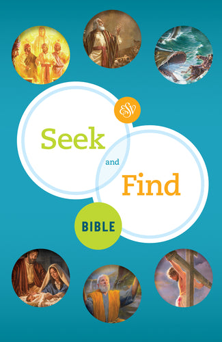 ESV Seek and Find Bible HB