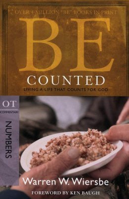 Be Counted - Numbers