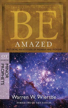 Be Amazed - Minor Prophets