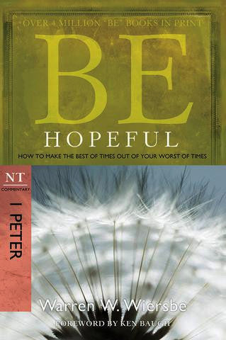 Be Hopeful - 1 Peter