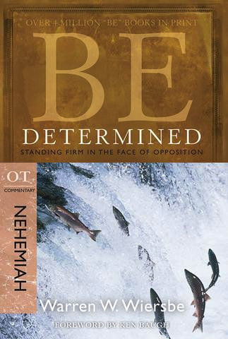Be Determined - Nehemiah