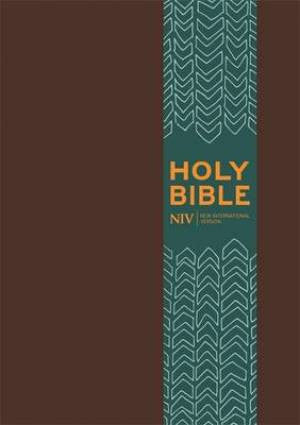NIV Pocket Bible Brown Imatation Leather