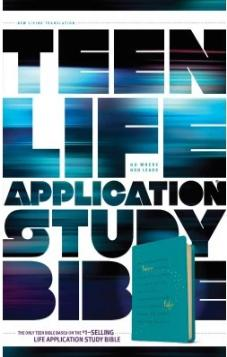 Teen Life Application Study Bible NLT