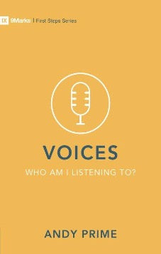 Voices – Who am I listening to?