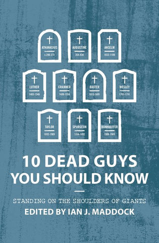 10 Dead Guys You Should Know