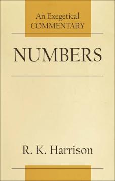 Numbers An Exegetical Commentary