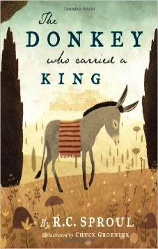 The Donkey who carried a King (Kindle eBook)
