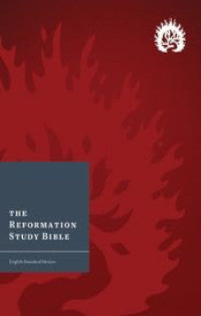 ESV Reformation Study Bible H/b Crimson 2015 Edition