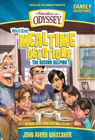 Whit's End Mealtime Devotions: Vol 2
