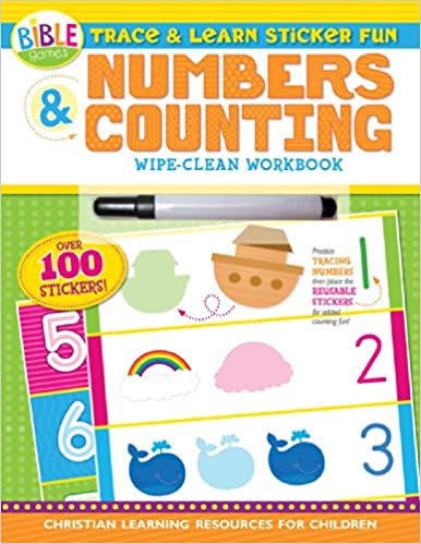 Bible Games: Numbers & Counting