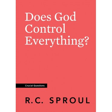 Does God Control Everything? (Kindle eBook)