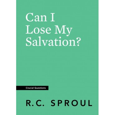 Can I Lose My Salvation (Kindle eBook)