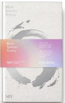 NIV Bible Speaks Today Bible