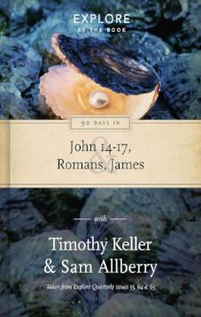 90 Days in John 14-17, Romans & James
