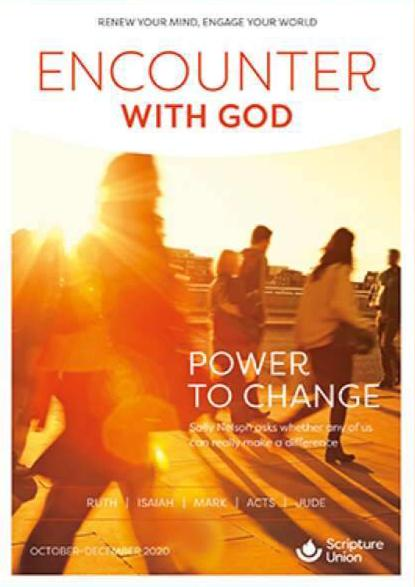 Encounter With God Oct - Dec 2020
