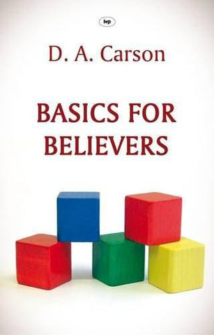 Basics For Believers - Used Copy
