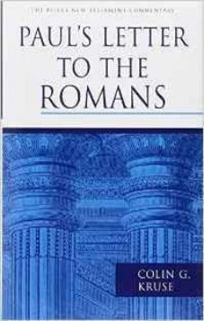Paul's Letter to the Romans (Pillar New Testament Commentary Series)