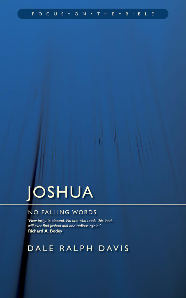 Joshua No Falling Words