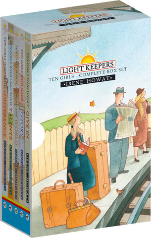 Light Keepers Ten Girls - Complete Box Set