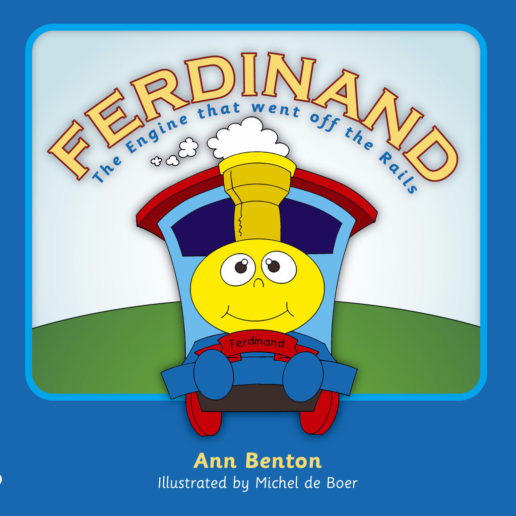 Ferdinand: The Engine who went off the rails