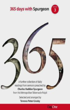 365 Days with Spurgeon Vol 3 (Used Copy)