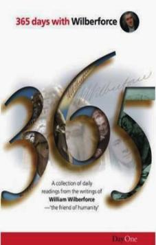 365 Days with Wilberforce (Used Copy)