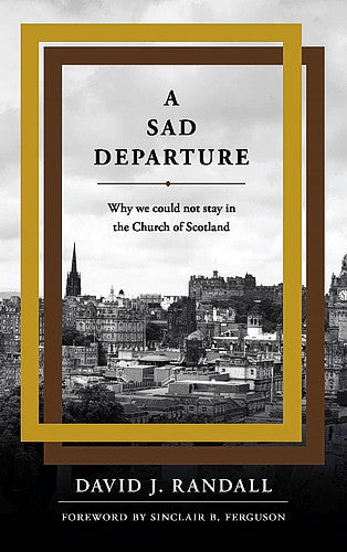 A Sad Departure (Used Copy)