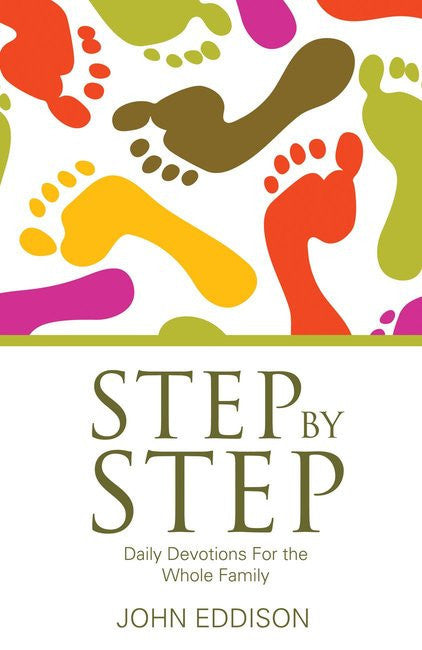 Step By Step Year Book Family Devotional