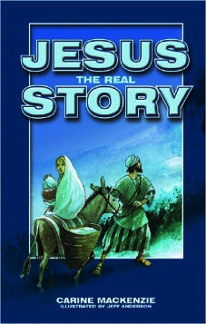 The Real Jesus Story Bible