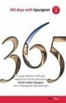 365 Days with C H Spurgeon Vol 2 (Used Copy)