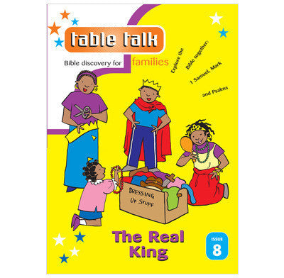 Table Talk Issue 8: The Real King