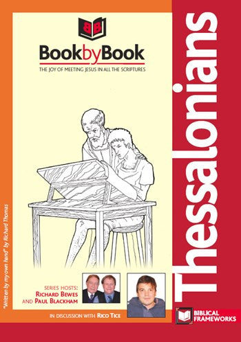 Book by Book - Thessalonians Study Guide