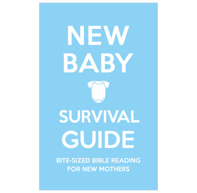 New Baby Survival Guide Pink