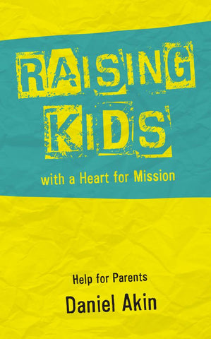 Raising Kids with a Heart for Mission