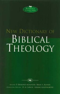 New Dictionary of Biblical Theology (Used Copy)