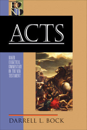 BECNT: Acts (Used Copy)