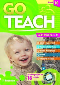 Go Teach: Book 10