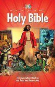 International Children's Bible Contemporary 3-D Art