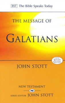 The Message Galatians