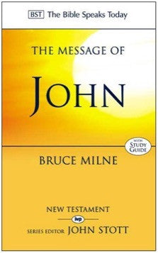 The Message of John (Used Copy)