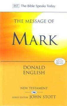 The Message of Mark (BST) - Used Copy