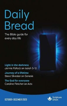 Daily Bread October - December 2020