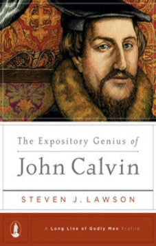 The Expository Genius of John Calvin (Kindle eBook)